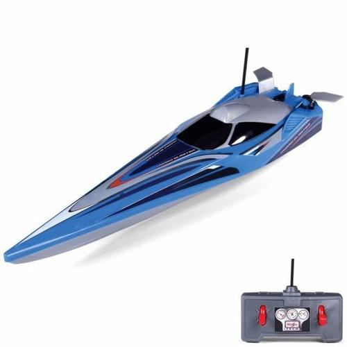 lancha barco control remoto bote vehiculo agua  envio gratis