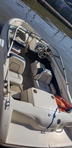 lancha bayliner  capri 175 - mercruiser 3.0-1995 impecacable