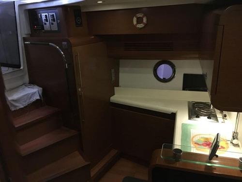 lancha beneteau 42, 2011. 02 x volvo d6 - marina atlântica
