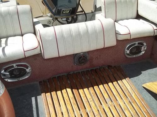 lancha bermuda caribeean 85 115 hp