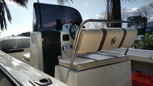 lancha bermuda safari trakker 550 nueva 2020 dolar oficial