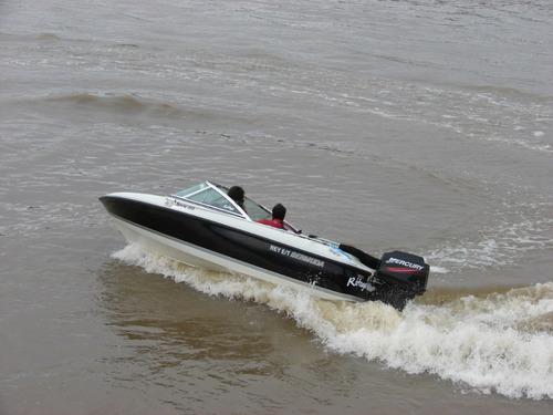 lancha bermuda sport 160 0hs sin motor 2020