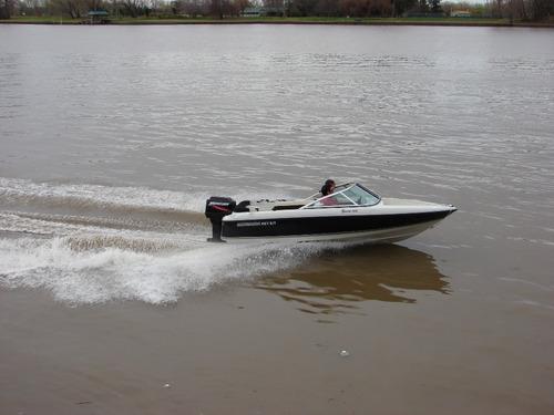 lancha bermuda sport 160 mercury 60 hp 2019