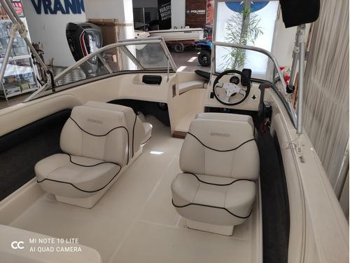lancha bermuda sport 160 yamaha 70 hp full 2 tiempos