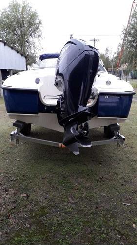 lancha bermuda sport 180 con mercury 115 hp 4t 2015