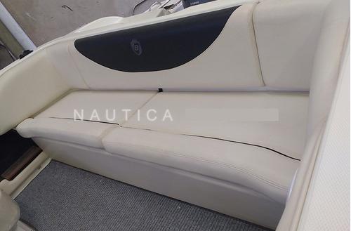 lancha bermuda sport 200 c/ mercury 200 hp optimax