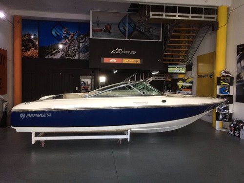 lancha bermuda twenty sport motor 150 hp. entrega ya!