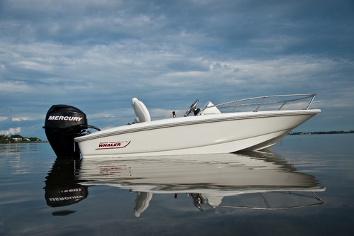lancha boston whaler super sport 130 c/ mercury 40hp 4tiempo