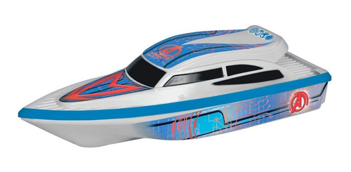 lancha bote de juguete avengers speed boat ditoys original