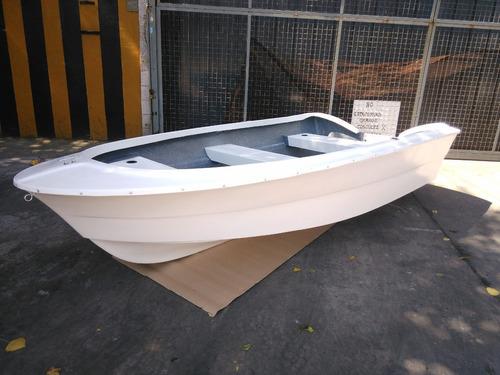 lancha bote della ostia fg-320 0hs pesca, recreacion
