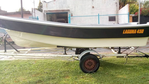 lancha bote tracker 4.50 nuevo 0 km oferta unica