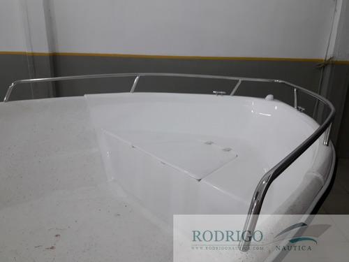 lancha / bote / tracker 490 # equipada full $ 148.000 #