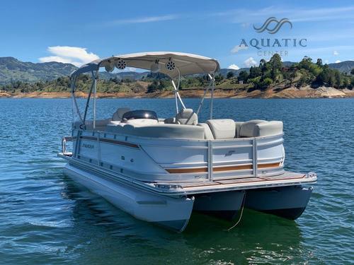 lancha bote yate ponton starcraft sls 2020