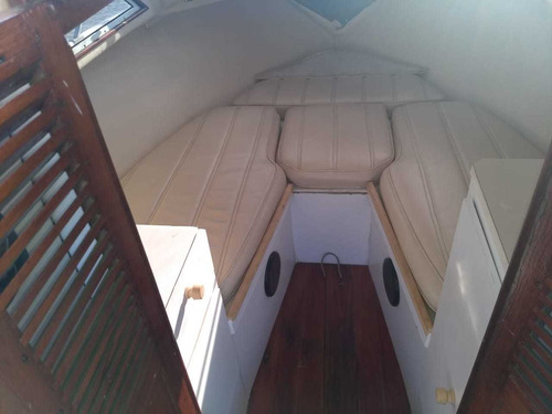 lancha cabinada  (crucero )