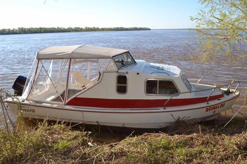 lancha cabinada virgin marine 628