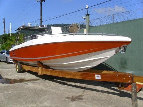 lancha cabriolet 33 2012 gasolina - n cimitarra phantom
