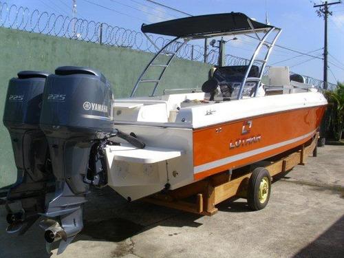 lancha cabriolet 33 2013 gasolina - n cimitarra phantom
