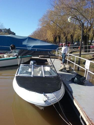 lancha canestrari 150 open 2013 yamaha 40 hp  8000 permut x