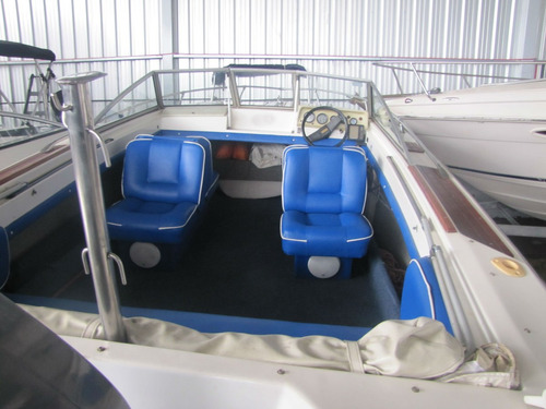 lancha canestrari  montecarlo 1983 c/ mariner 200 hp 2t