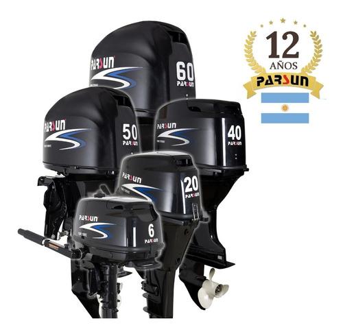 lancha canestrari open 150 con motor parsun 60hp nueva