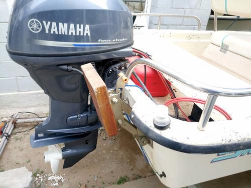 lancha carolina skiff j16, motor yamaha 40, neuquén