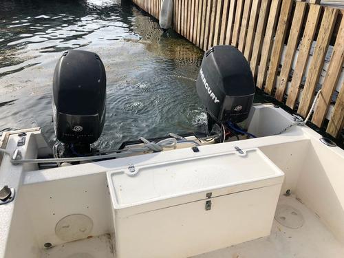 lancha catamaran m2 motoryachs mercury