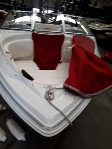 lancha chris craft 5,30 open fuera de borda excelente.