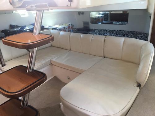 lancha cimitarra 340 yamaha 320 hp diesel completa!!