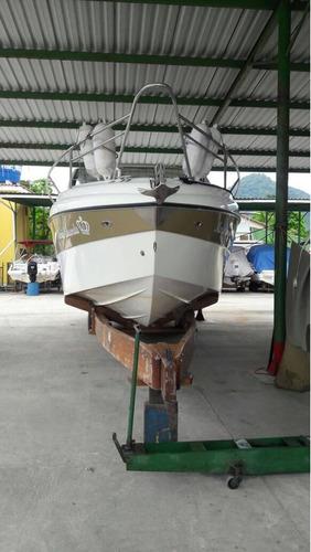 lancha cimitarra 360, 2014. 02 volvo d3 - marina atlântica