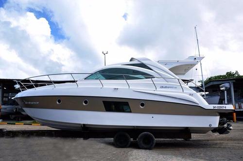 lancha cimitarra 380 hard top -sessa phantom triton bayliner