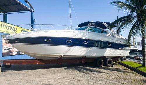 lancha cimitarra 410 t, 2008. 02 x 4.2  - marina atlântica