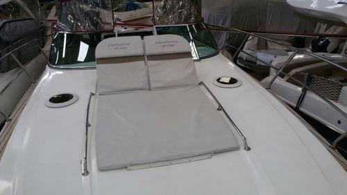 lancha cimitarra 410 targa 2012 - n phantom ventura triton