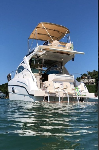 lancha cimitarra 440, 2015. 2x volvo 435hp  marina atlântica