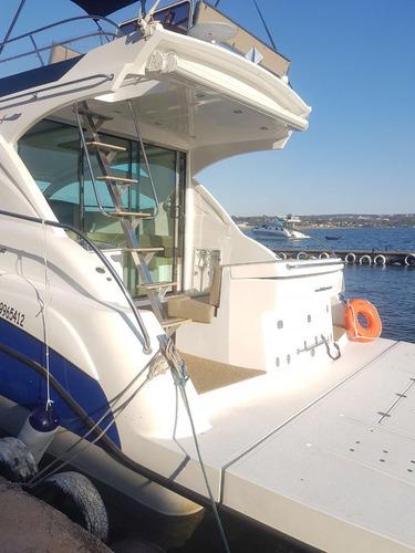 lancha cimitarra 440 - ñ phantom intermarine focker bayliner