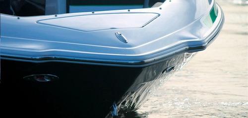 lancha classer 206 ltd motor evinrude etec 150 antic+financ.