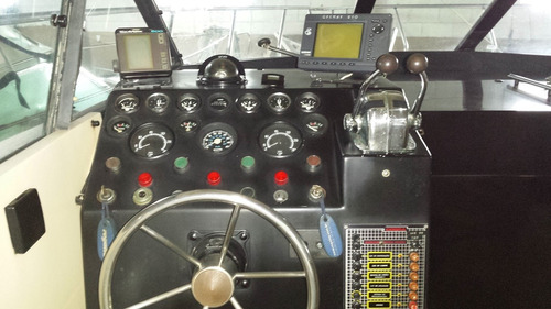 lancha cobra capri 32 fly original poddium náutica