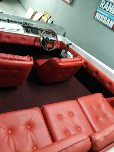 lancha con motor johnson 150 hp