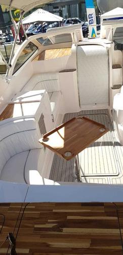 lancha coral 27 cabinada 2019  zero - pronta entrega