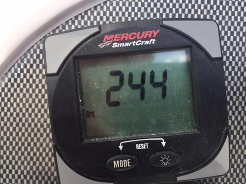 lancha coral 31 full 2014 parelha mercury 440 hp oportunidad