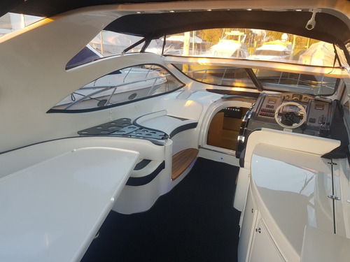 lancha crucero klase a 50 k50 open 2 iveco 400 ejes permuto!