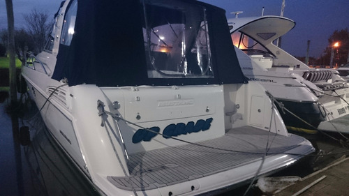 lancha crucero mustang 380 muy buen estado pocas horas