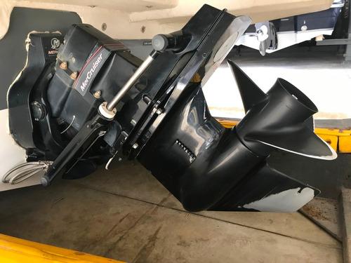 lancha cuddy canestrari 215 con mercruiser 220 hp ao 2013