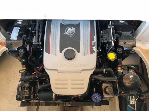 lancha cuddy canestrari 215 mercruiser 225hp pata alpha 2015