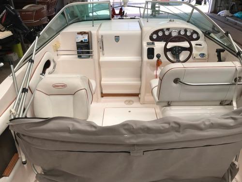 lancha cuddy canestrari 215  mercruiser mpi 220 hp ao 2005
