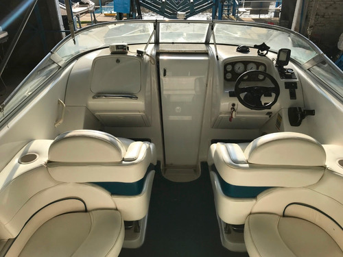 lancha cuddy christ craft 25 con volvo 300 hp duop 1998 usa