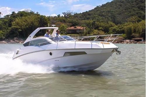 lancha cuddy fs 265 con volvo 280 hp duoprop 2017 a estrenar