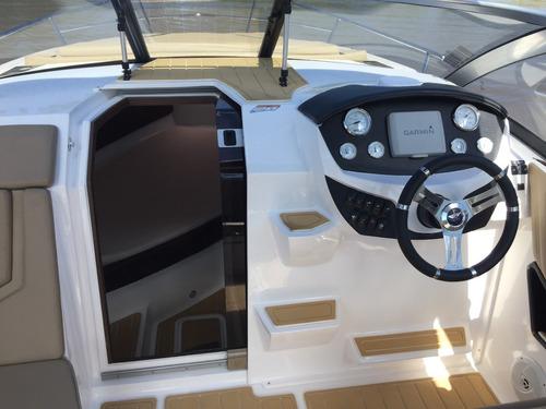 lancha cuddy fs 265 volvo 280 hp dp nueva