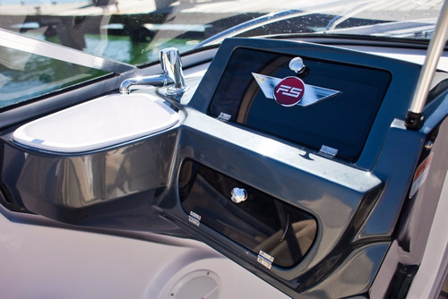 lancha cuddy fs yachts 215 con etec 150 hp 0 hs nueva