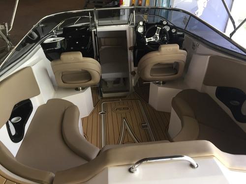 lancha cuddy fs yachts 215 con mercury 150 hp 4t año 2018