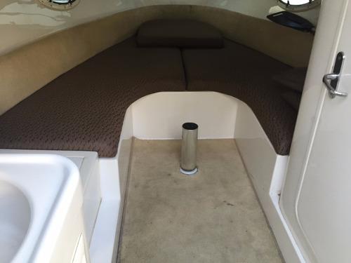 lancha cuddy klase a 25 con volvo 270 hp sx 2009 / 250 hs